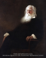 Walt Whitman by John White Alexander