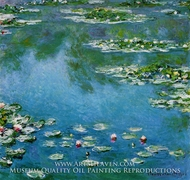 Water Lilies 1906 by Claude Monet