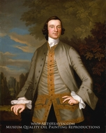 William Axtell by John Wollaston