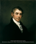 William Eustis by Gilbert Stuart