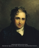 William Gwynn by Thomas Sully