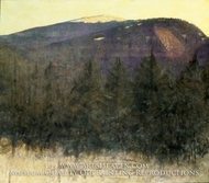 Winter Sunrise, Monadnock by Abbott Handerson Thayer