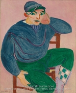 Young Sailor II by Henri Matisse