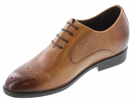 Height Increasing Elevator Shoes for Man's tall - Tallmenshoes.com