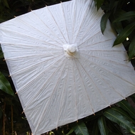 Solid Color Square Shaped Parasol Umbrellas
