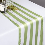 Striped Pattern Table Runners