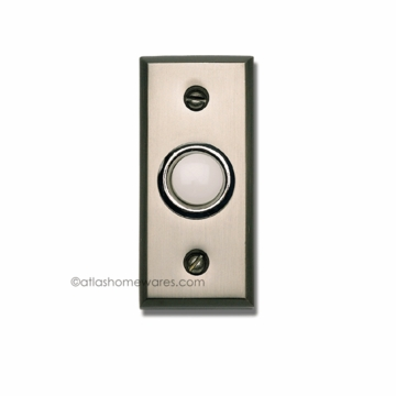 Mission Lighted Doorbell Button