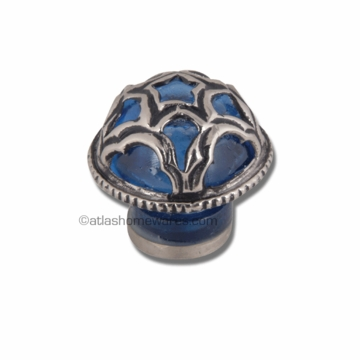Tangeres Glass Knob - Small