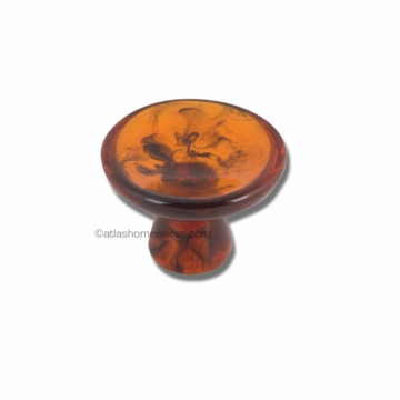 Tortoise Shell Knob - Small