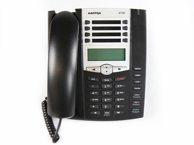Aastra / Mitel 6730i VoIP Phone (A6730-0131-10-01)
