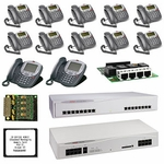 Avaya IP406 V2 PRI/T1 with Voicemail Package