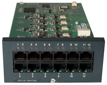 Avaya IP500 Combination Card w/4 Analog Trunks - V1 - 700476013