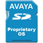 Avaya IP500 V2 System SD Card Mu Law - 700479710