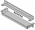 Avaya IP500 Wall Mounting Kit - 700430150