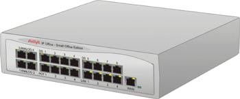 Avaya Small Office Edition 4T+4A+8DS 16VC - 700280217