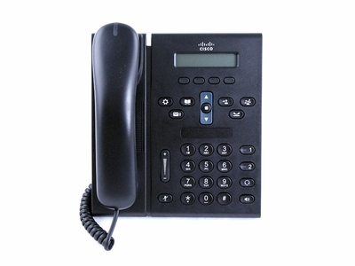 Cisco 6921 Unified IP Phone with Slimline Handset