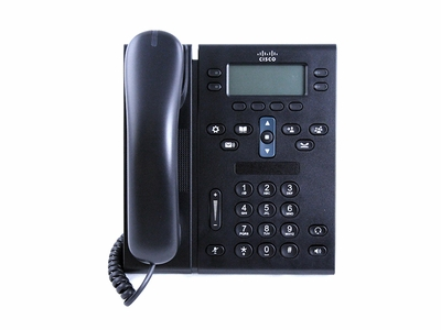 Cisco 6945 Unified IP Phone with Slimline Handset