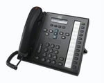 Cisco 6961 IP Phone Charcoal - CP-6961-C-K9=