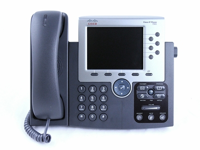 Cisco 7965G Unified IP Phone - CP-7965G