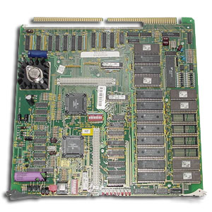 Executone Card, IDS 648 ACPU w Software - 21380