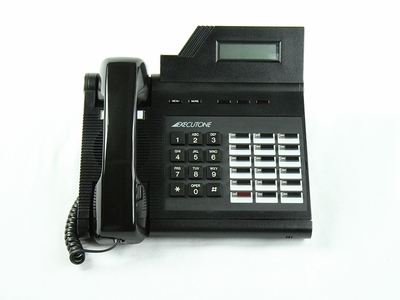 Executone Model 64 Telephone Black - 84600