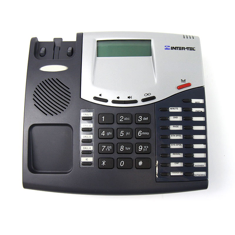 Get Inter-tel or Mitel Axxess or 5000 Help and Support ...