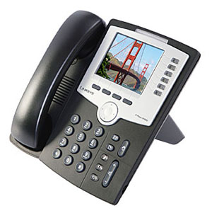 Cisco SPA962 6-Line IP Phone -  SPA962