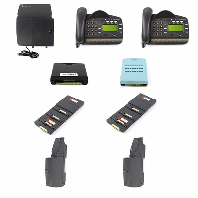 Mitel 3000 Promo Package 4x16 w/Two 8-button Phones and VM - 52002272