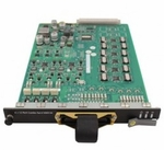 Mitel 4 Plus 12 Port Combo Card - 50005104
