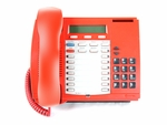 Mitel Superset 4025 Digital Phone (Special) Red - 9132-025-700