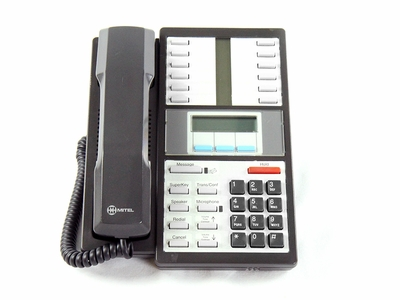 Mitel Superset 420 Telephone Dark Gray - 9115-000-200