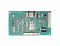 Mitel SX-200 ML/EL Dual Control FIM Carrier Card (9109-611-001)