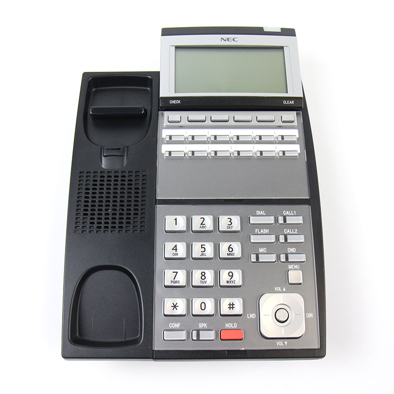 Nec Ux5000 Ip3na 12txh 12 Button Display Phone 0910044
