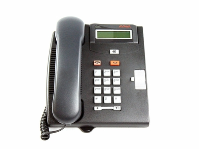 Norstar-Avaya T7100 Digital Phone Charcoal - NT8B25