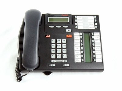 Norstar-Avaya T7316 Digital Phone Charcoal - NT8B27