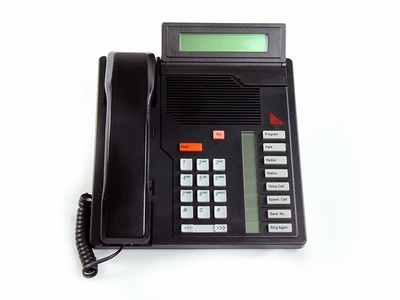 Nortel Meridian M2008D Display Hands-Free Phone