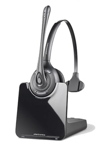 Plantronics Monaural Wireless Headset (CS510)