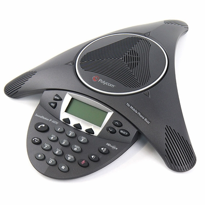 Polycom SoundStation IP 6000 SIP PoE - 2200-15600-001