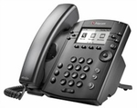 Polycom VVX 300 IP Phone (2200-46135-025)