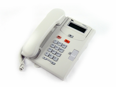 Norstar T7100 Telephone Platinum New (NT8B25)