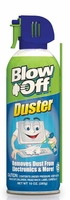 (12 CASE) Blow Off High-Pressure Air Duster, 10-ounce