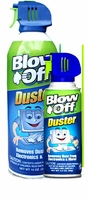(12 CASE) Blow Off  High-Pressure Air Duster, 3.5-ounce