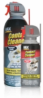 (12 CASE) Max Professional Contact Cleaner, 4-ounce or 11-ounce