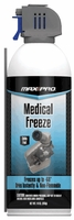 (12 CASE) MaxPro Medical Freeze Spray, 10-ounce