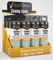(12 CASE) Vape Cleaning Swabs (30 Count)