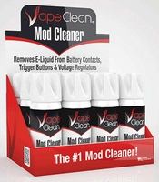 (12 CASE) Vape Mod Cleaner, 1.5 ounce