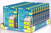 (24 SHELF FACING DISPLAY) Rescue - Fly Tape (3 PACKS), FT3-DT24