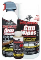 (4 CASE) Winchester Gun Care Kit - Gun Cleaner, Gun Oil, Gun Wipes