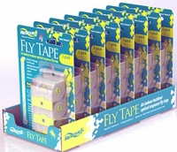(8 SHELF FACING DISPLAY) Rescue - Fly Tape (3 PACKS), FT3-SF8