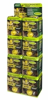 (96 FLOOR DISPLAY) Rescue - Disposable Non-Toxic Yellow Jacket Trap, YJTD-FD96